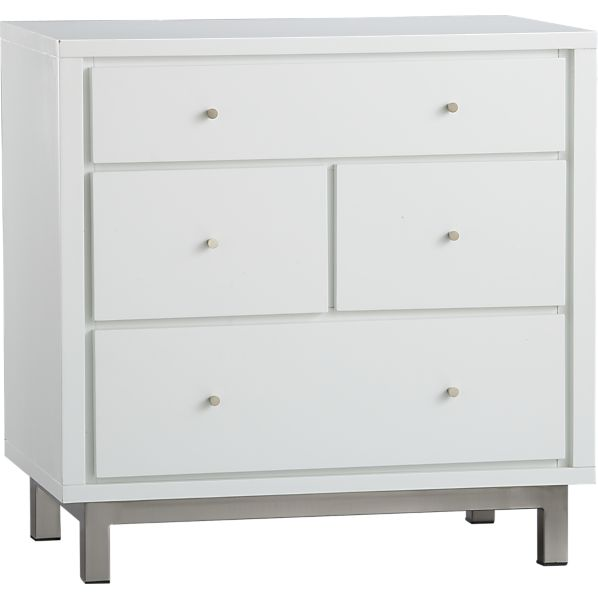 Cubix 4-Drawer Chest