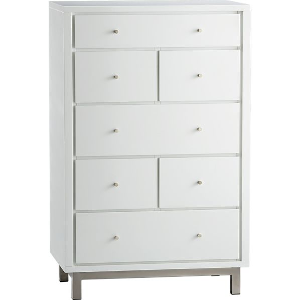Cubix 7-Drawer Chest
