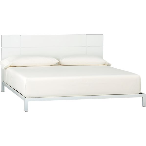 Cubix King Bed
