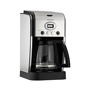 Cuisinart Coffee Maker Regular Vs Bold : Cuisinart 12 Cup Extreme Brew Coffee Maker Crate and Barrel
