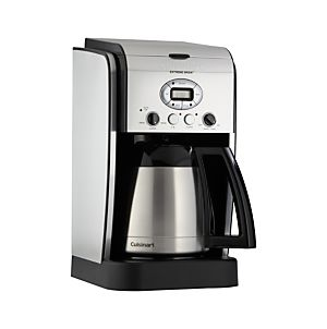Coffee Makers: Single Serve and Drip Crate and Barrel