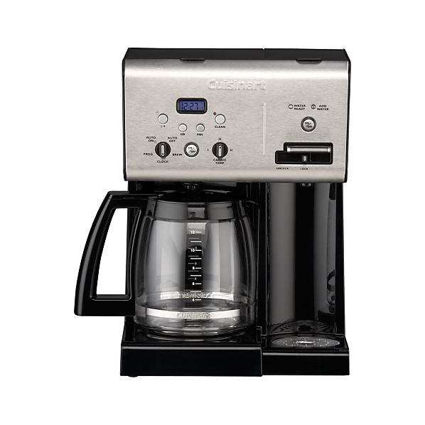 Cuisinart® Programmable 12 Cup Coffee Maker with Hot Water System