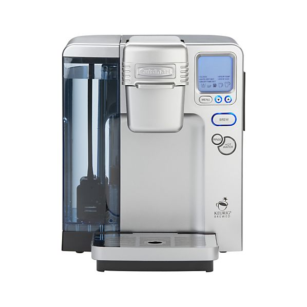 Cuisinart® Single Serve Coffee Maker