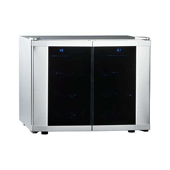Cuisinart ® Dual Zone Wine Cooler