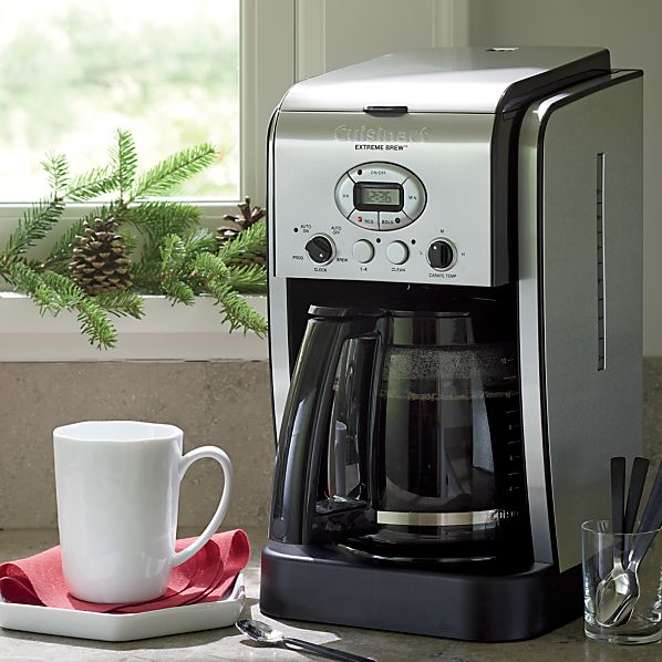 Cuisinart12CupExtremBrwOC14