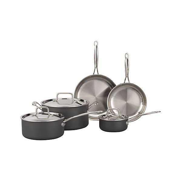 Cuisinart® MultiClad Unlimited™ 8-Piece Cookware Set with Bonus