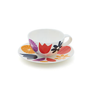 Jenny Bowers Designer Teacup