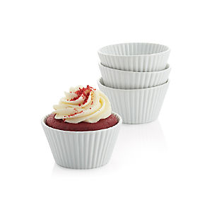 Cupcake Ramekins Set of Four