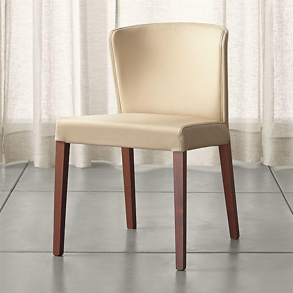 Curran Crema Side Chair