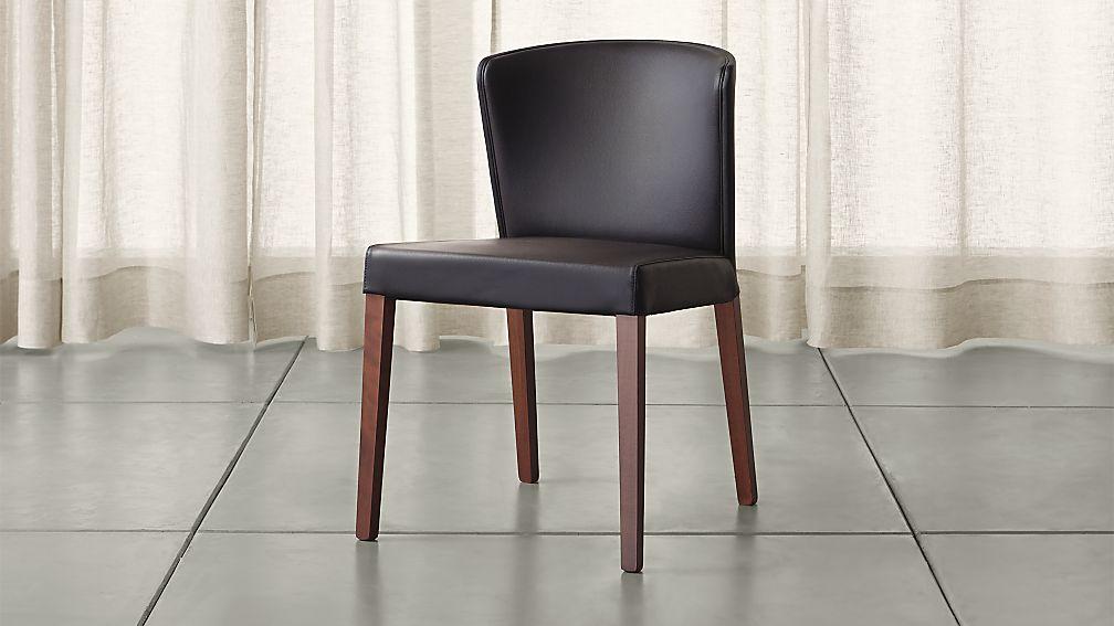 Curran Moss Brown Side Chair