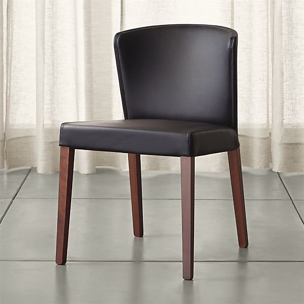 Curran Moss Brown Side Chair