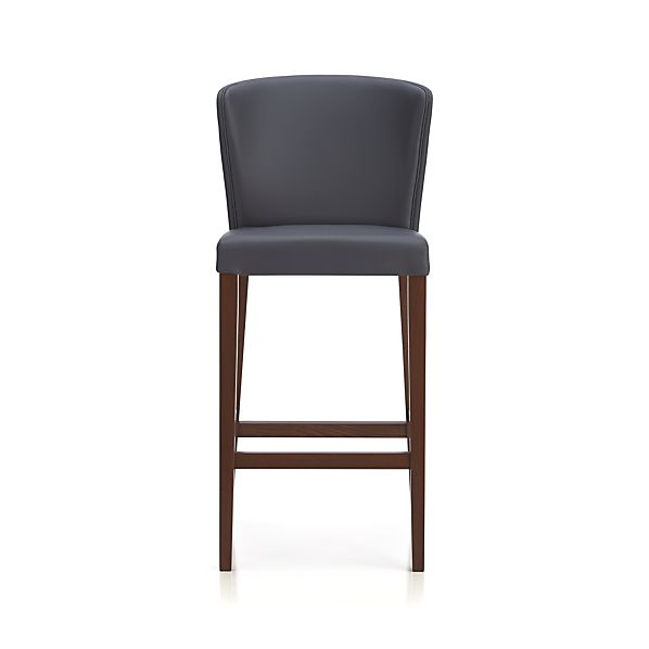 "Curran 30"" Grey Bar Stool"