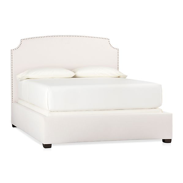 Curve Queen Bed