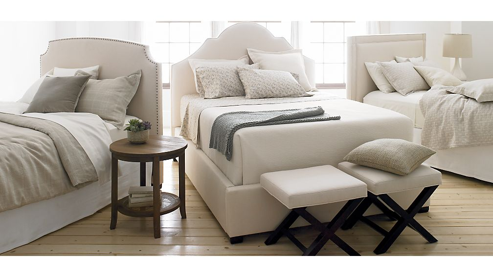 Curve Twin Bed