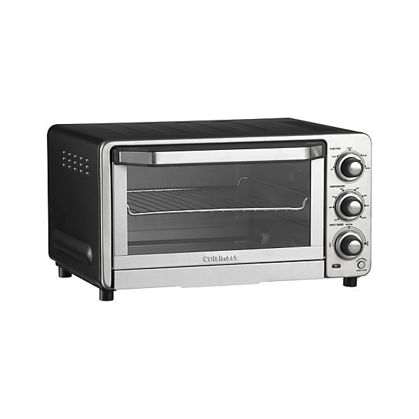 Cuisinart ? Toaster Oven-Broiler Crate and Barrel