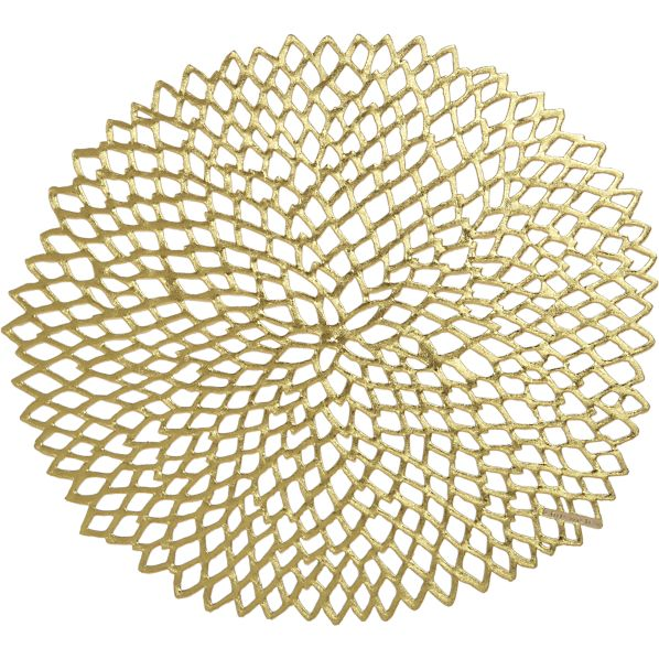 Chilewich® Dahlia Gold Placemat