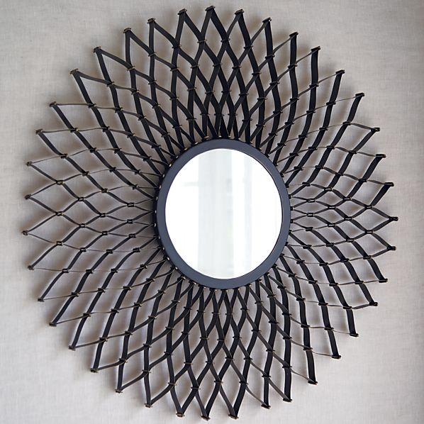 Dahlia Wall Mirror