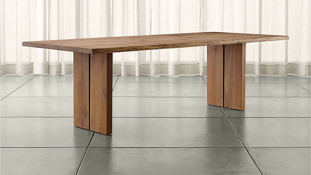 Dakota Dining Tables Crate And Barrel