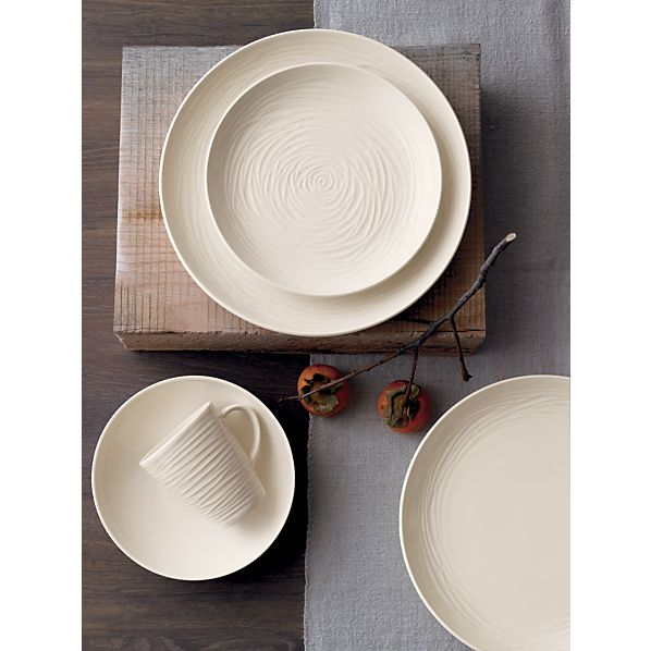 Spool Dinnerware