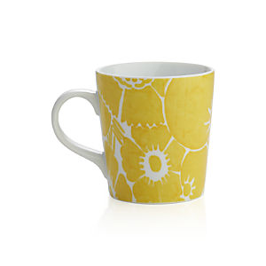 Daphne Yellow Mug