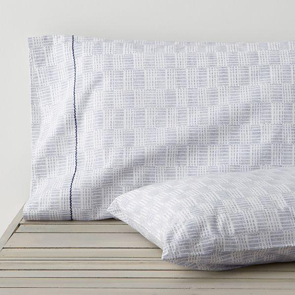 Set of 2 Dash King Pillowcases