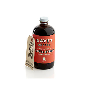 Dave's Original Cold Brew Coffee Syrup
