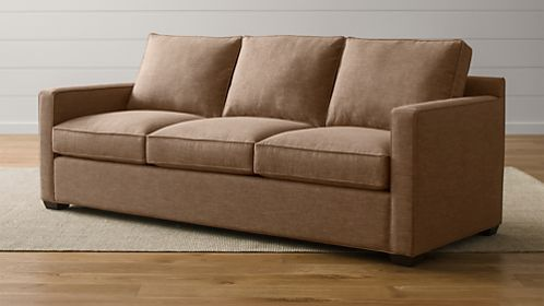 Davis 3-Seat Queen Sleeper Sofa