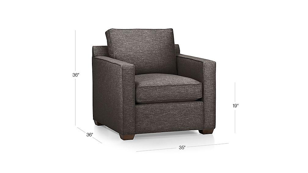 Davis Chair Dimensions