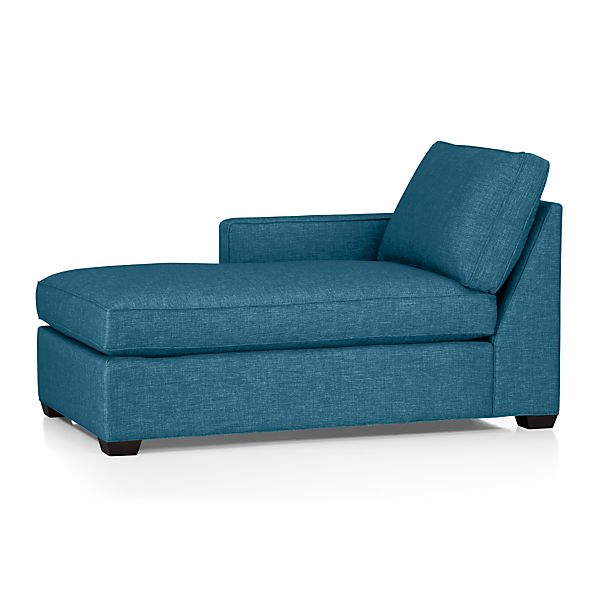 Davis Left Arm Sectional Chaise