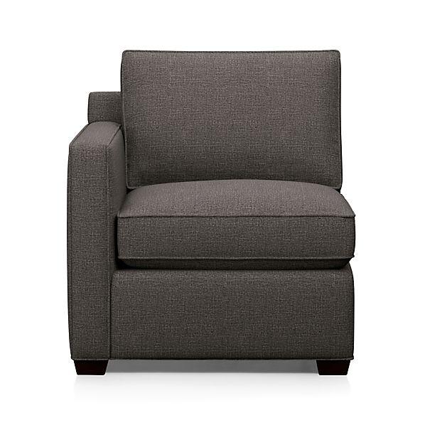 Davis Left Arm Sectional Chair