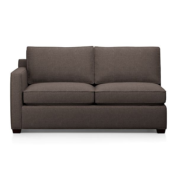 Davis Left Arm Full Sleeper Sofa