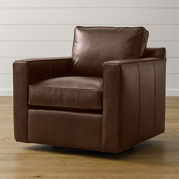 Leather Barrel Swivel Chairs Quotes