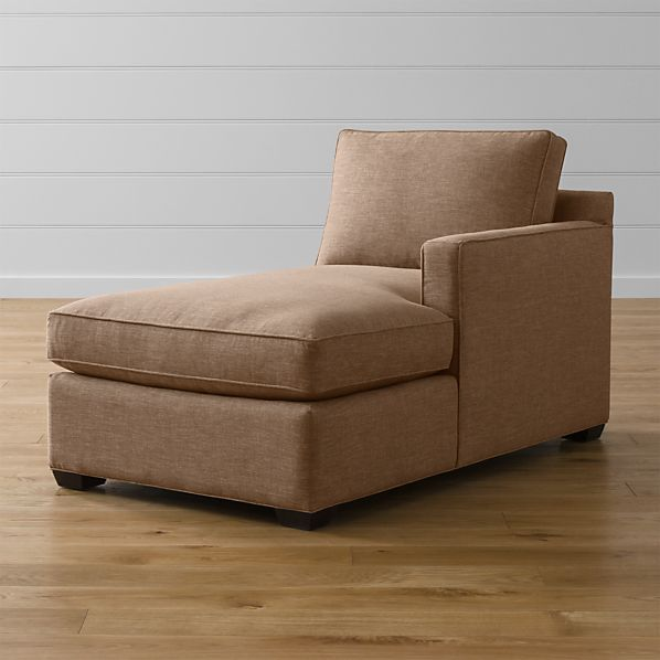 Davis Right Arm Chaise Lounge
