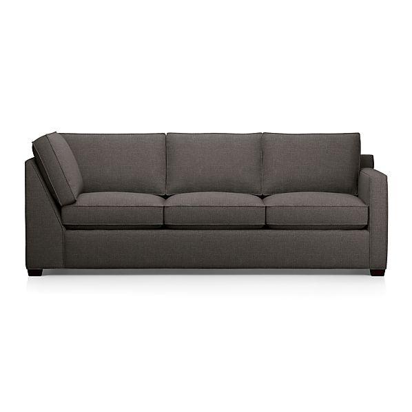 Davis Right Arm Sectional Corner Sofa