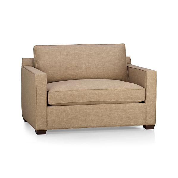 Davis Twin Sleeper Sofa Crate And Barrel