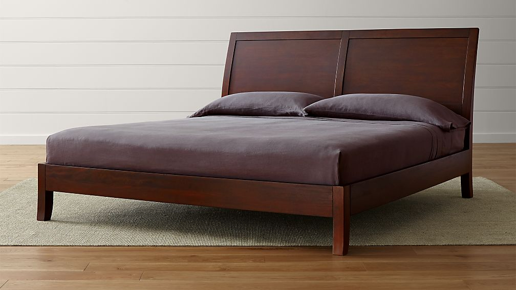 Dawson Clove King Bed