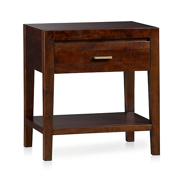 Dawson Nightstand in Nightstands | Crate and Barrel