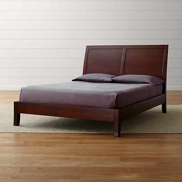 Dawson Clove Queen Bed