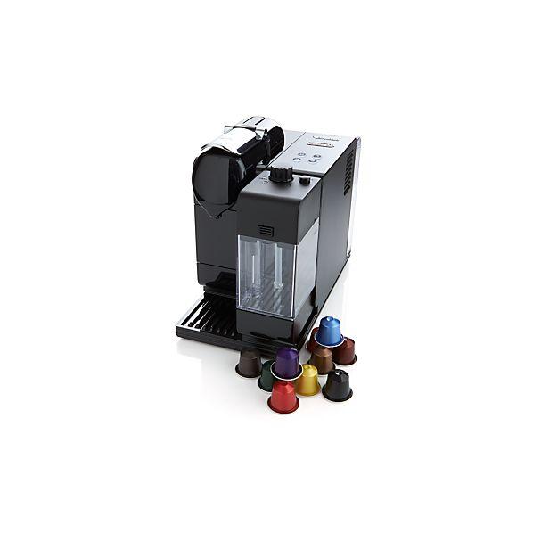 DeLonghi® Black Nespresso® Lattissima Plus Espresso Maker