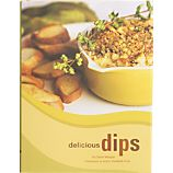 """Delicious Dips"" Cookbook"
