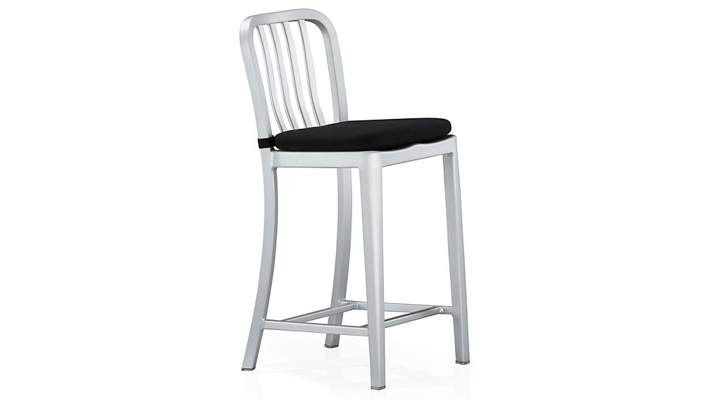 Delta Aluminum Bar Stool