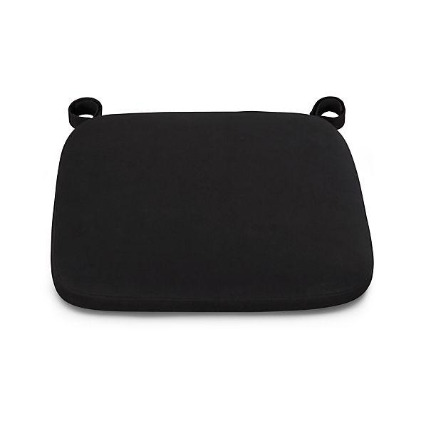 Delta Black Chair Bar Stool Cushion In Chair Cushions