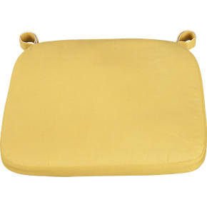 Delta Yellow Chair-Barstool Cushion