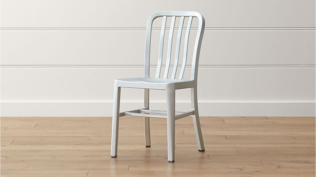 Delta Metal Dining Chair