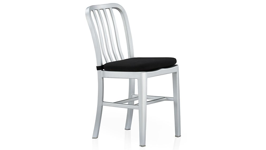 Delta Black Chair-Bar Stool Cushion
