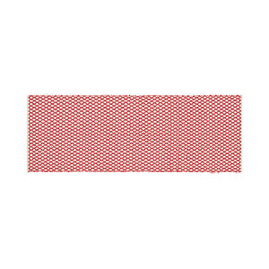 Diamond Coral Indoor-Outdoor 2.5'x7' Runner