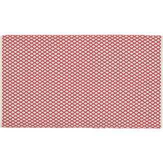 Diamond Coral Indoor-Outdoor 3'x5' Rug