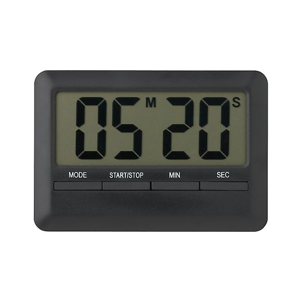 Taylor® Digital Timer-Clock