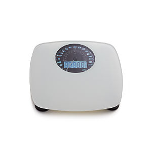 Digital White Bath Scale