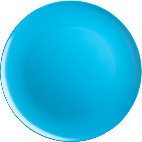 Turquoise Dinner Plate